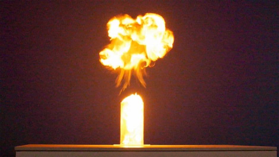 Staubexplosion