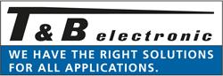 T&B electronic GmbH Logo